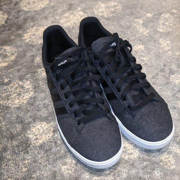Adidas Shoes | Black On Black Shell